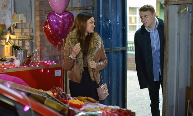 Amy-Leigh Hickman Eastenders 1